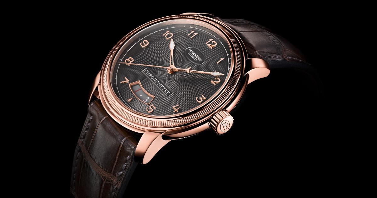 Pre SIHH 2019: Parmigiani Toric Chronometre Guilloche Dial