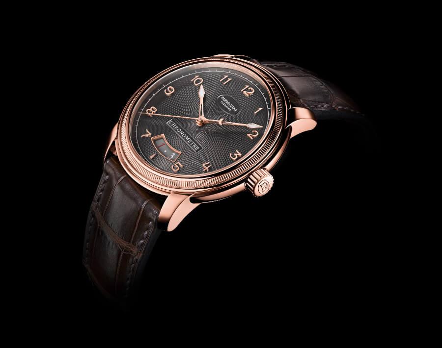 SIHH 2019 Parmigiani Toric Chronometre Guilloche Dial
