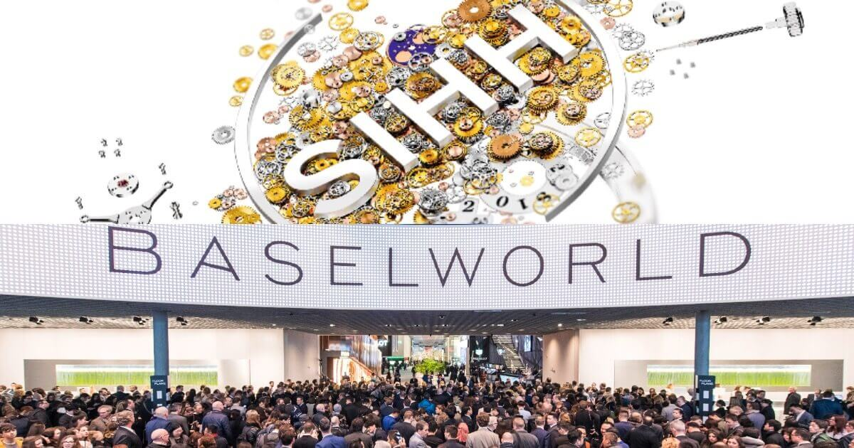 Breaking News: SIHH And Baselworld To Coordinate Their Dates From 2020