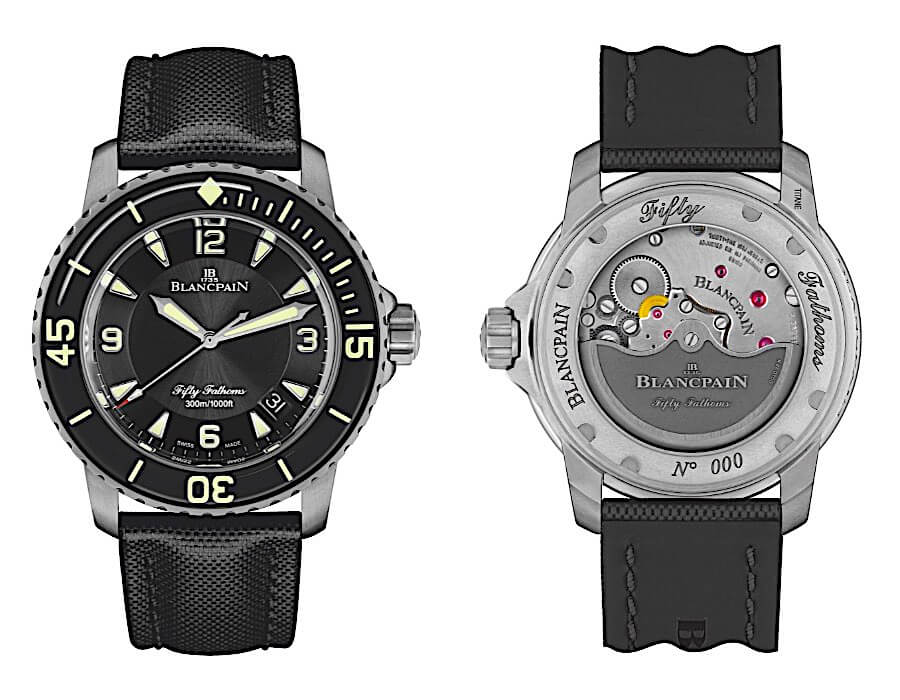 Blancpain Fifty Fathoms Automatic 5051 2019