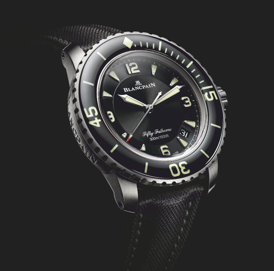 Blancpain Fifty Fathoms Review