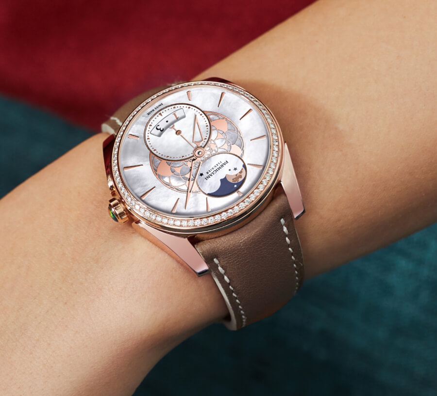 Parmigiani Tonda Metropolitaine Selene Rose Gold Review