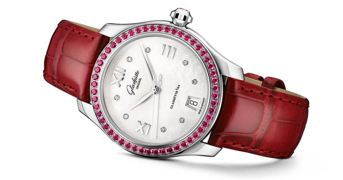 Glashütte Original Lady Serenade Limited Special Edition