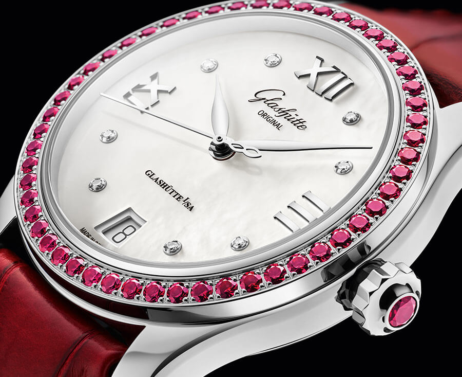 Glashütte Original Lady Serenade Limited Edition