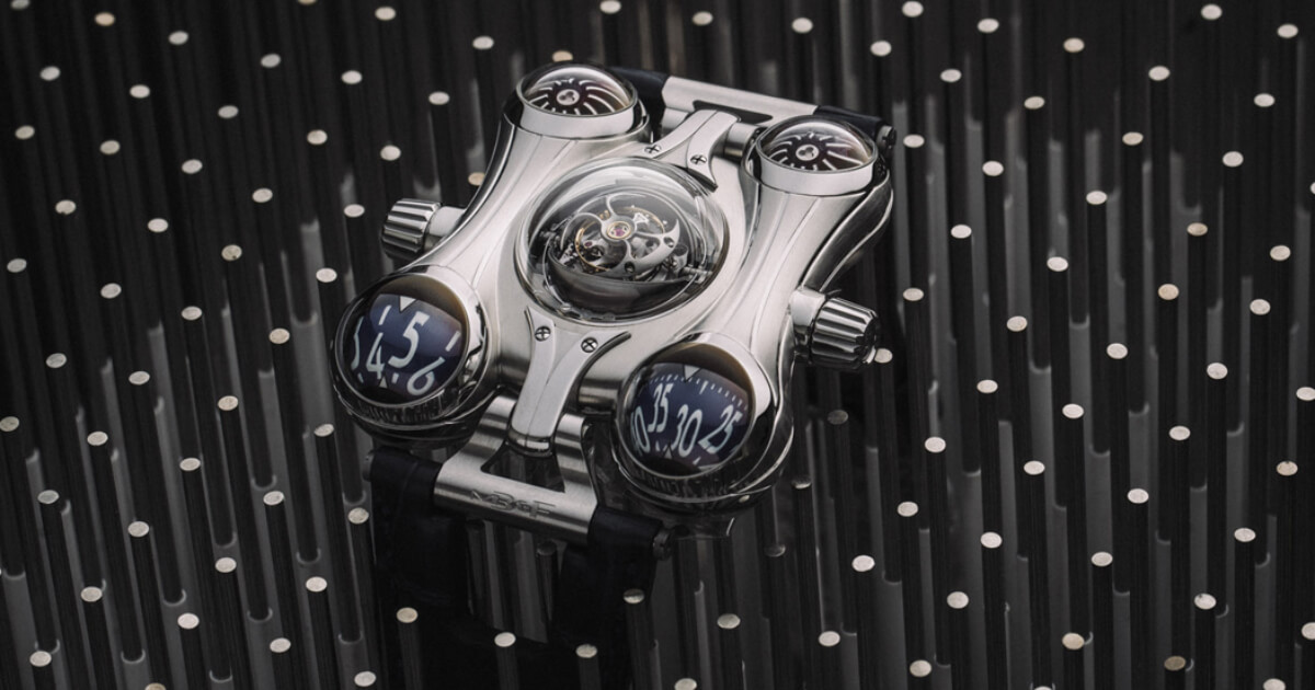 MB&F Horological Machine N°6 Final Edition (Pictures and Price)