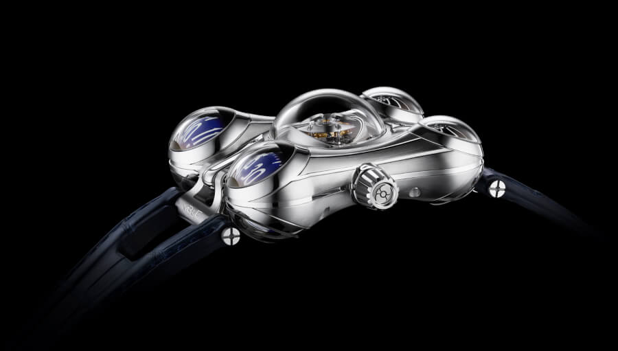MB&F Horological Machine N°6 Final Edition Men Watch