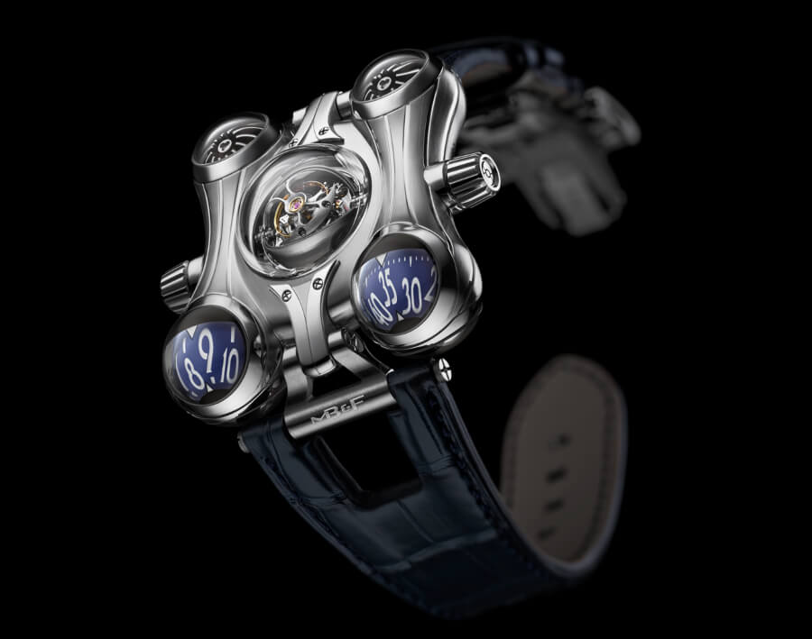 MB&F Horological Machine N°6 Final Edition Tourbillon