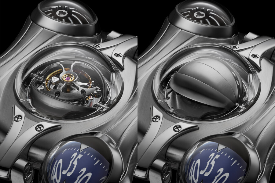 MB&F HM No 6 Final Edition
