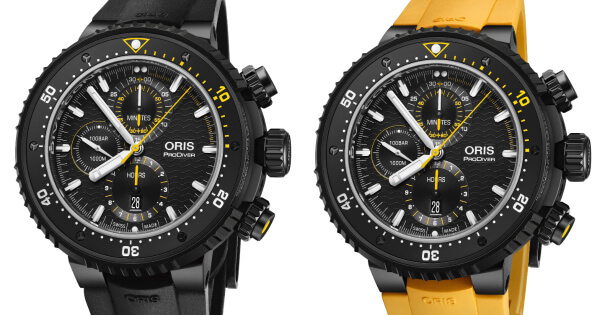Oris Dive Control Limited Edition (Pictures, Specifications and Price)