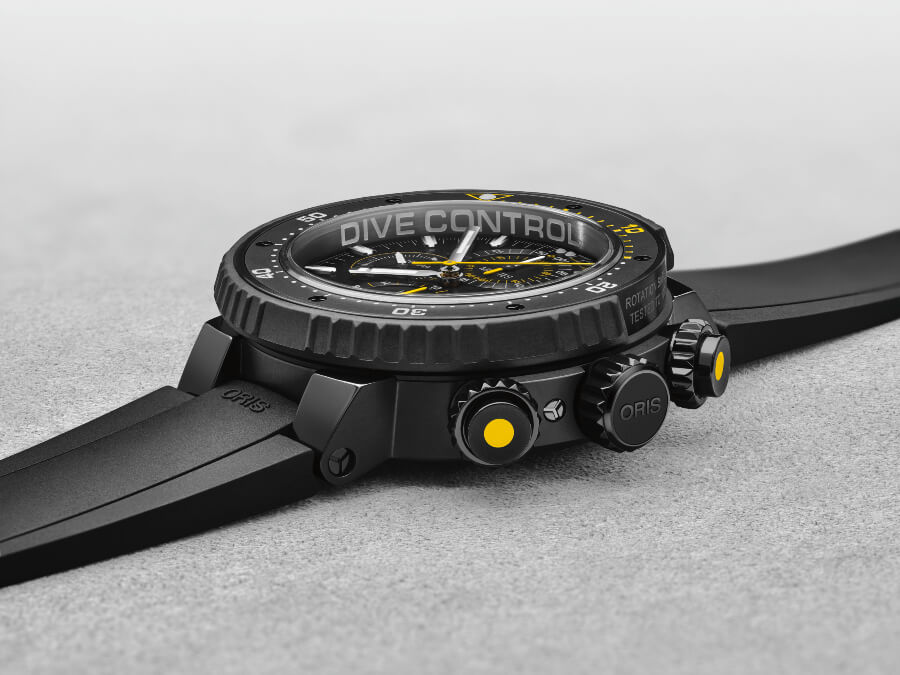 Oris Rotation Safety System