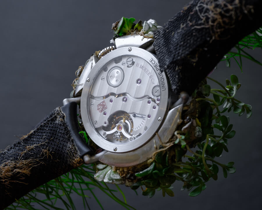 H. Moser & Cie. Nature Watch Movement
