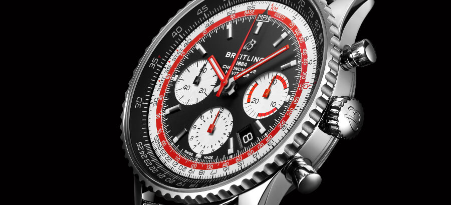 Breitling Navitimer 1 B01 Chronograph 43 Swissair Edition Watch Review