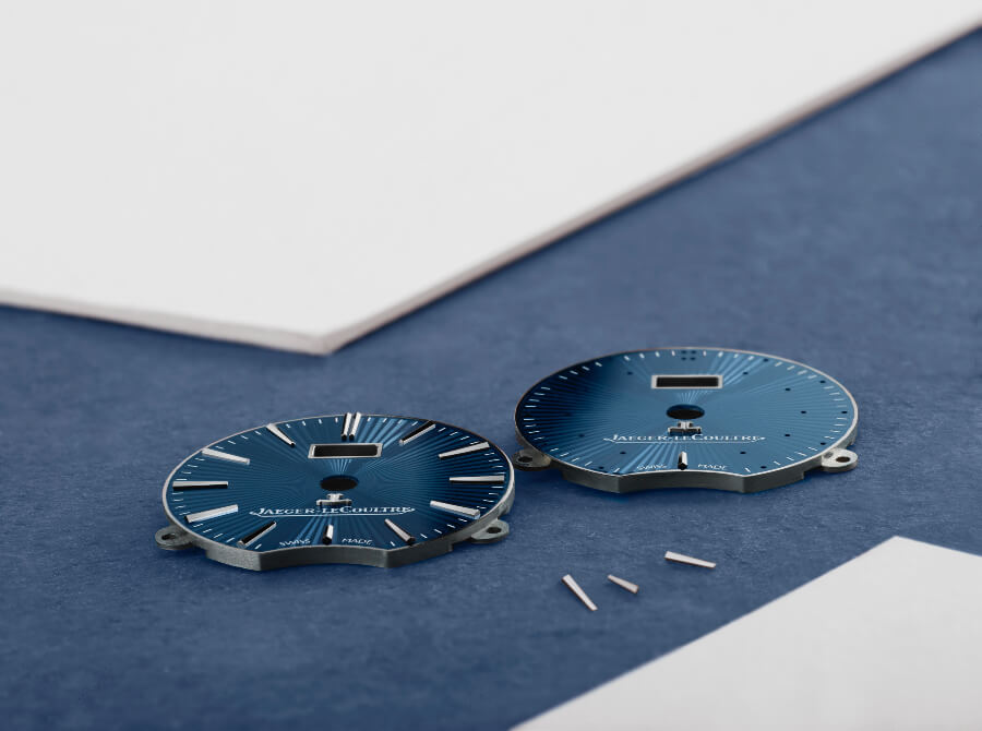 Jaeger-LeCoultre Master Grande Tradition Gyrotourbillon Westminster Perpétuel Dial