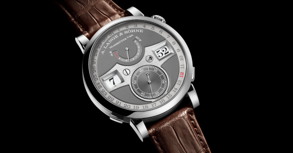 SIHH 2019: A. Lange & Sohne Zeitwerk Date (Pictures, Price and Specifications)