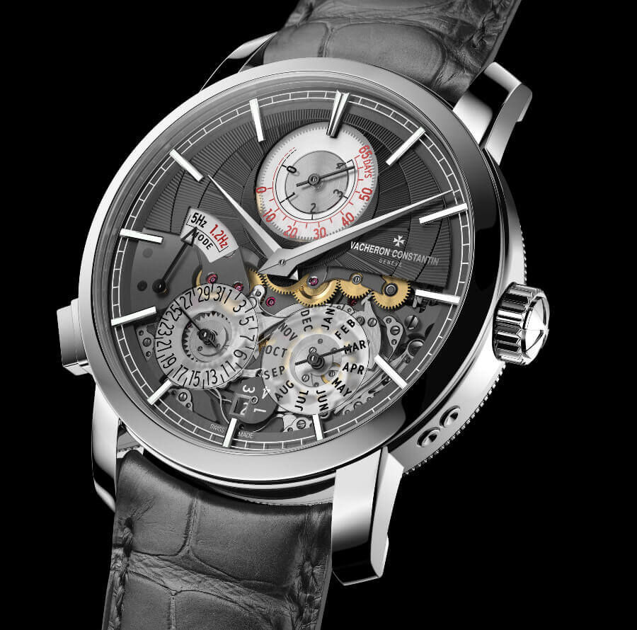 The New Vacheron Constantin Traditionnelle Twin Beat Perpetual Calendar