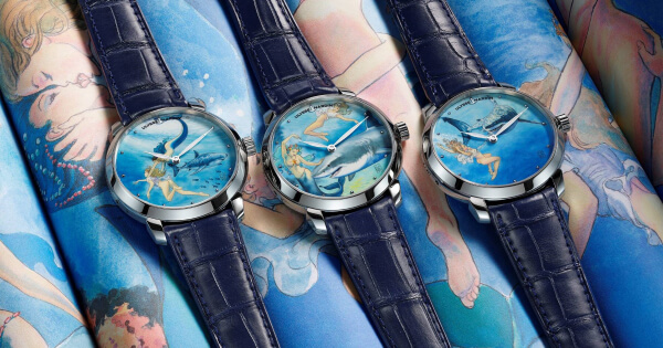 SIHH 2019: Ulysse Nardin Classico Manara (Pictures and Price)
