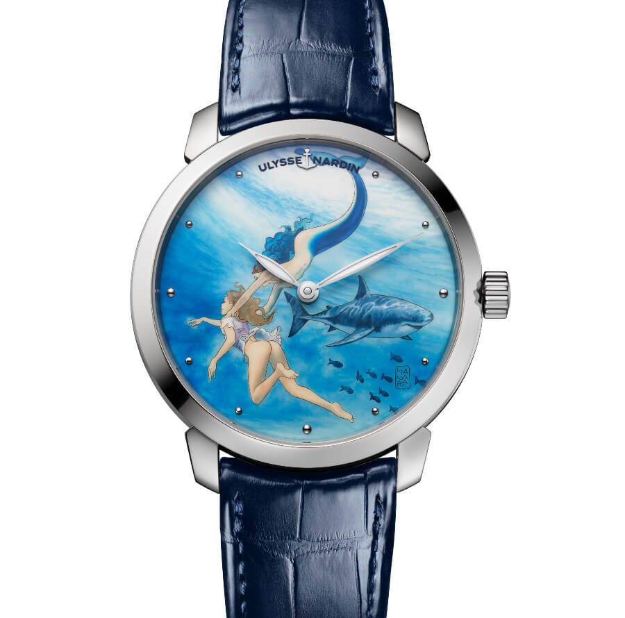 The New Ulysse Nardin Classico Manara
