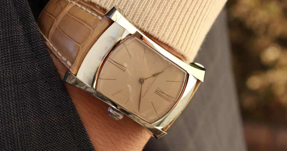 SIHH 2019: Laurent Ferrier Bridge One (Pictures and Price)