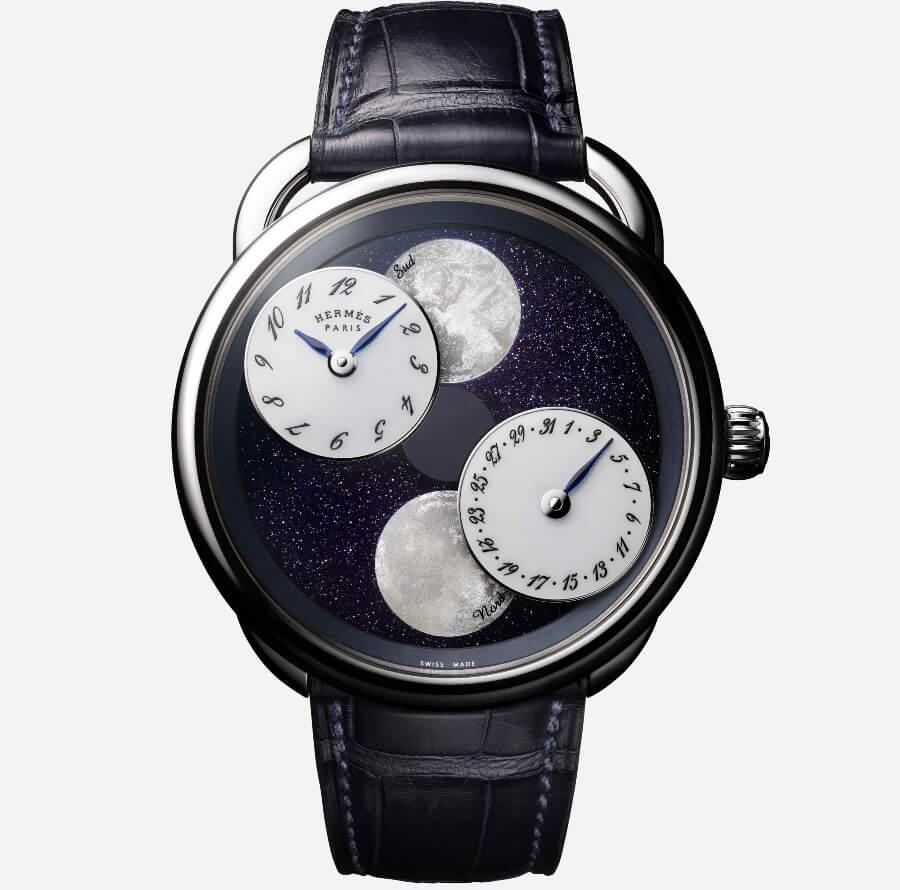 The New Hermes Arceau L'heure De La Lune