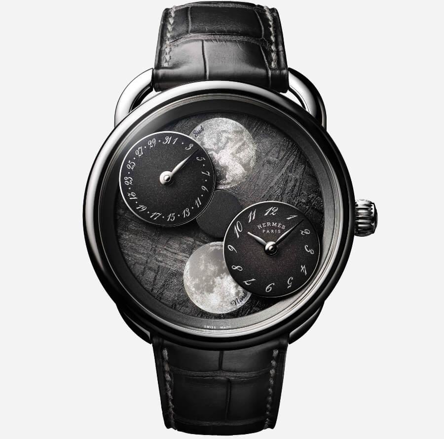 SIHH 2019 Hermes Arceau L'heure De La Lune