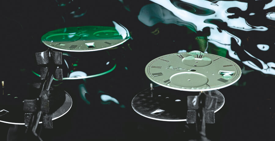 Glashutte Original Galvanic Bath