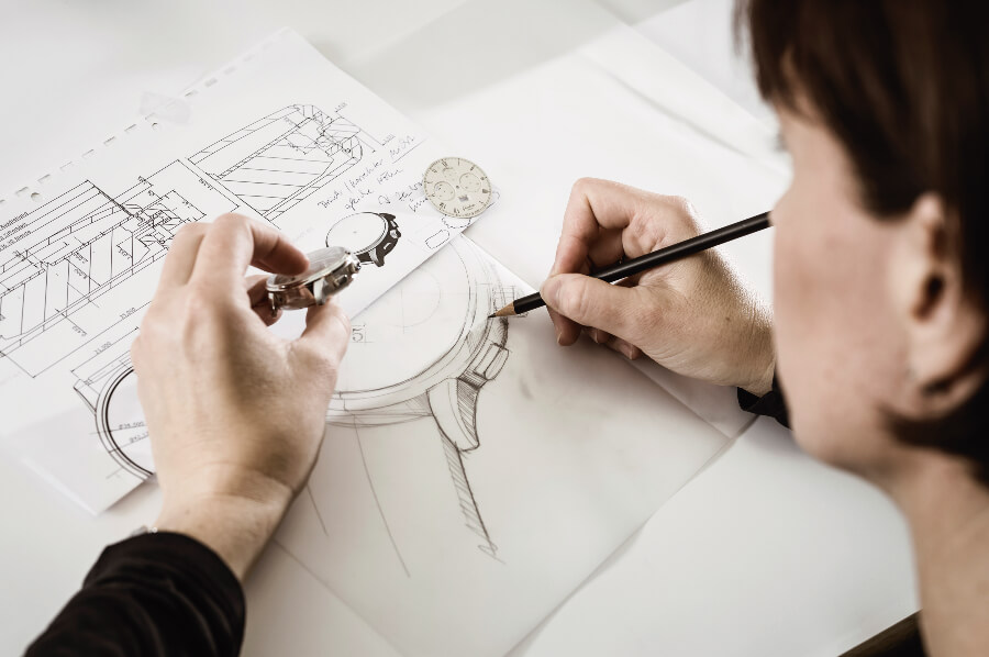 Glashutte Design Department