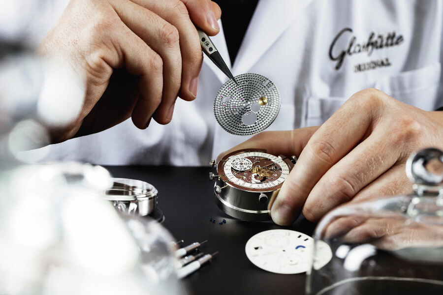 Glashutte Original Calibre 89-02