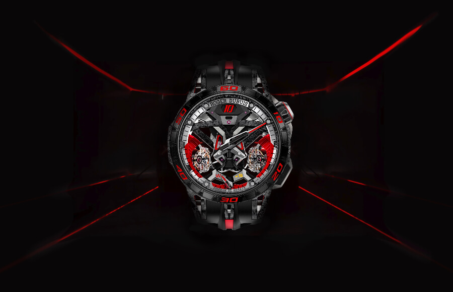 SIHH 2019 Roger Dubuis Excalibur One-Off
