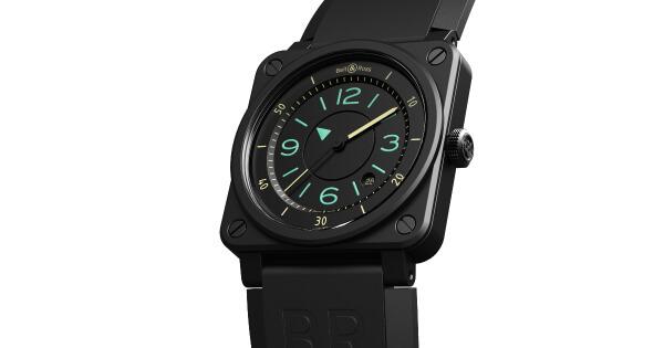 Pre Baselworld 2019: Bell & Ross BR 03 Bi-Compass