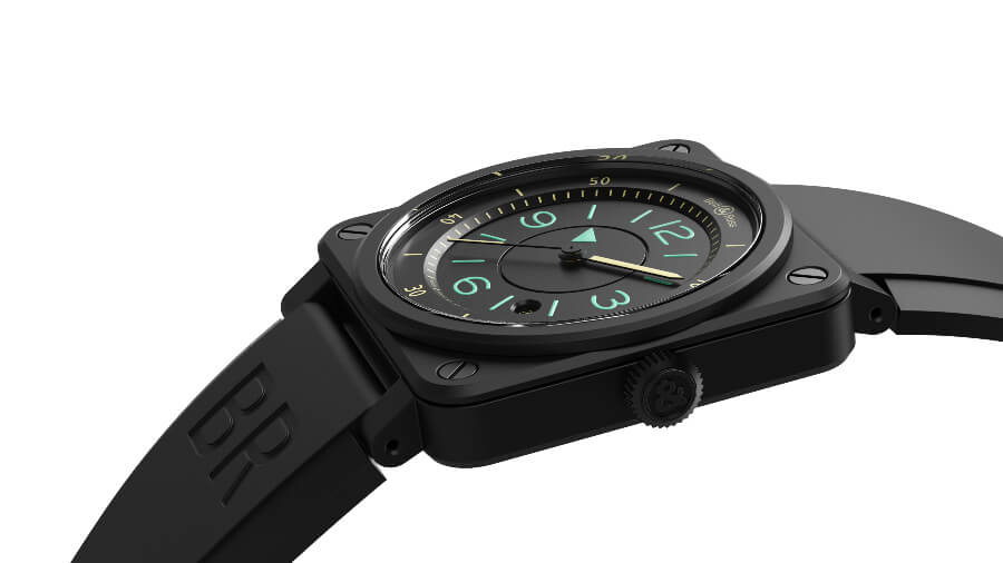 The New Bell & Ross BR 03 Bi-Compass