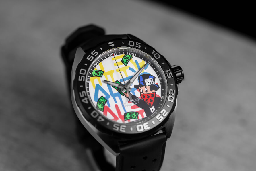 TAG Heuer Formula 1 Alec Monopoly Review