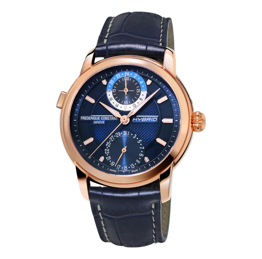 The New Frederique Constant Hybrid Manufacture