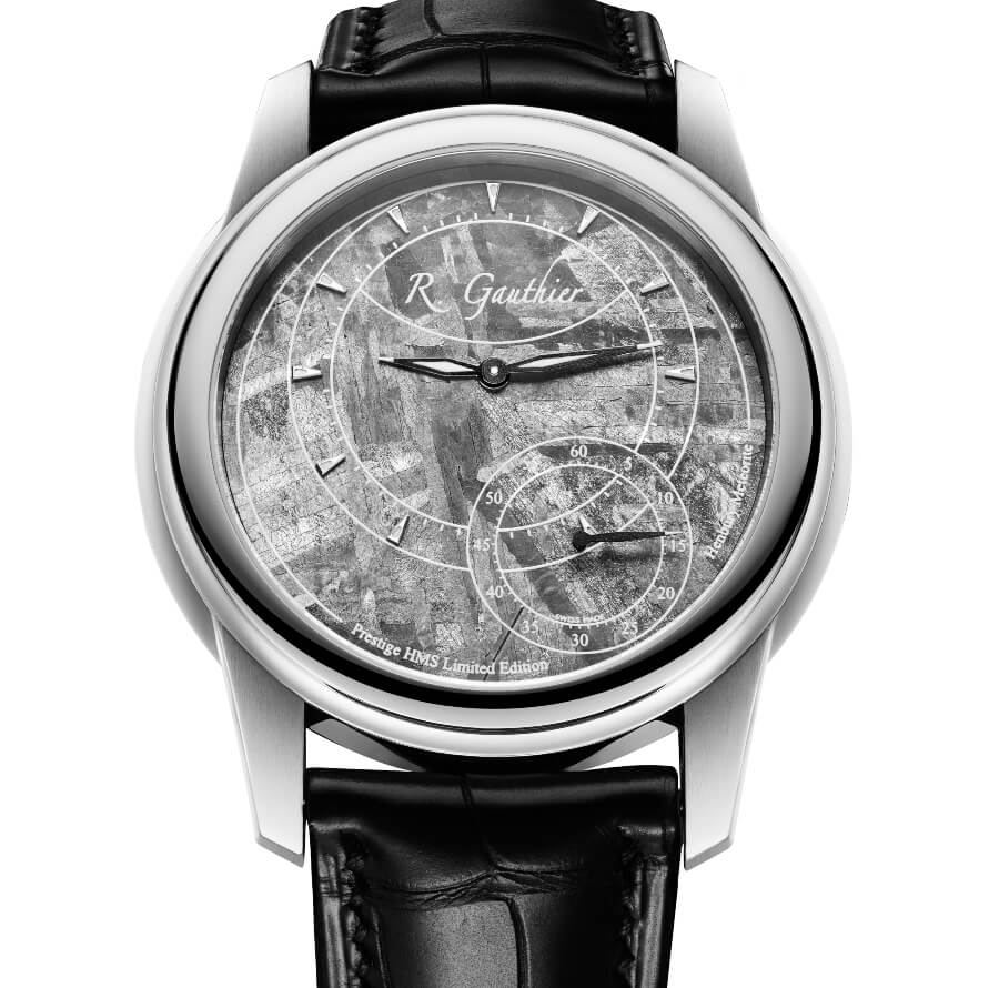 The New Romain Gauthier Prestige HMS Stainless Steel