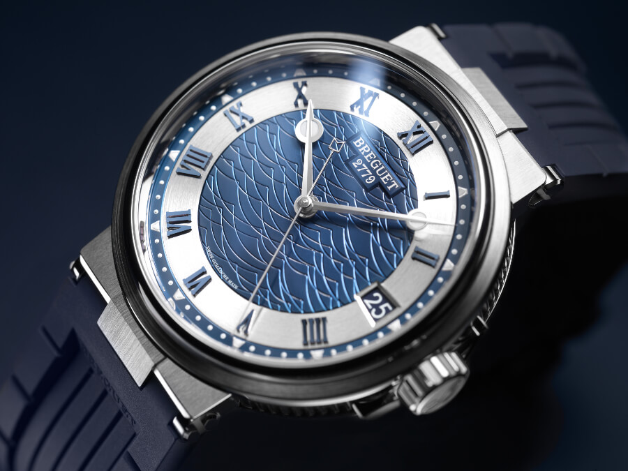 Breguet Marine 5517 Bucherer Blue Editions