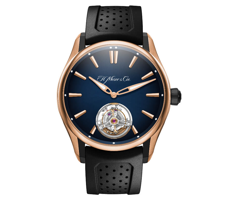 H. Moser & Cie. Pioneer Tourbillon Review