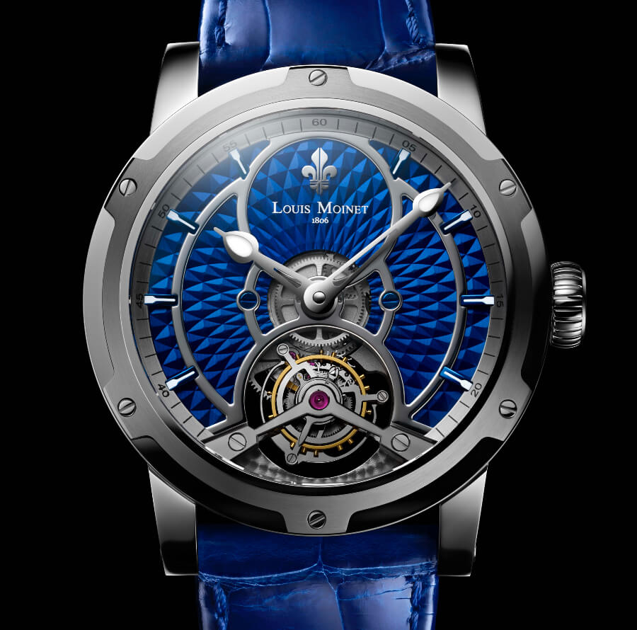 Louis Moinet Mogador Watch Review