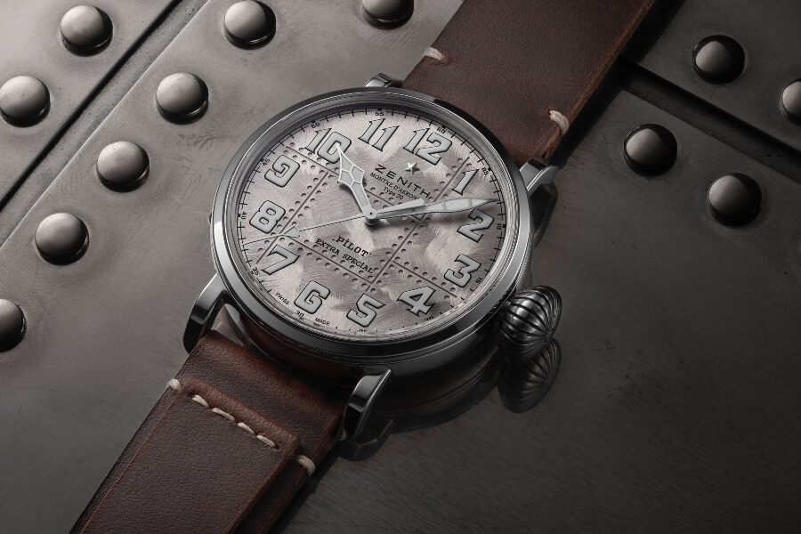 Zenith Pilot Type 20 Extra Special Silver Watch Review