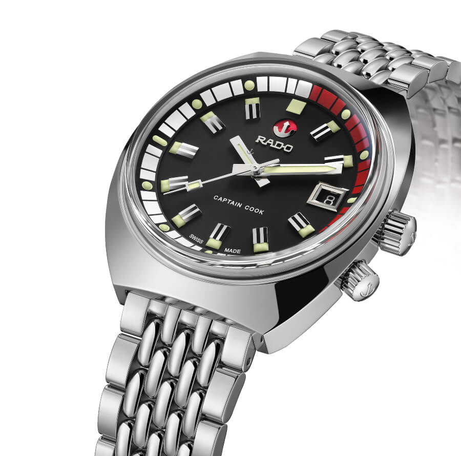 Rado Tradition Captain Cook MKII Automatic Limited Edition