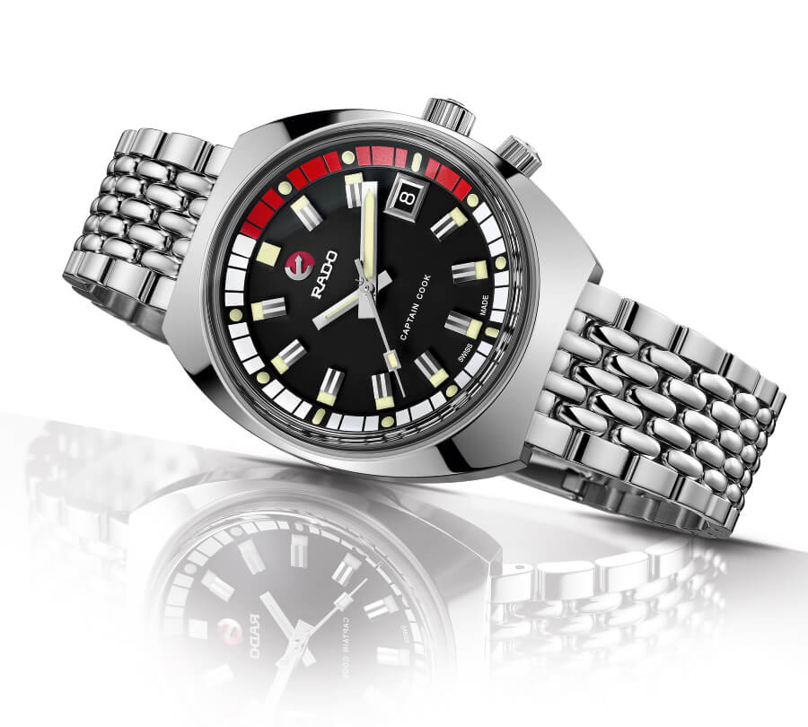 The New Rado Tradition Captain Cook MKII Automatic Limited Edition