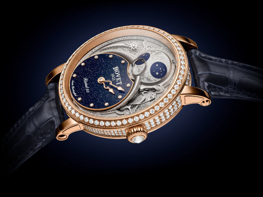 Bovet Recital 23 Moon Phase Watch Review