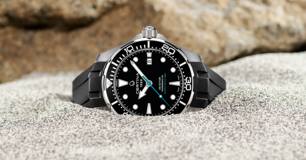 Certina DS Action Diver Sea Turtle Conservancy 60th Anniversary (Price and Specifications)