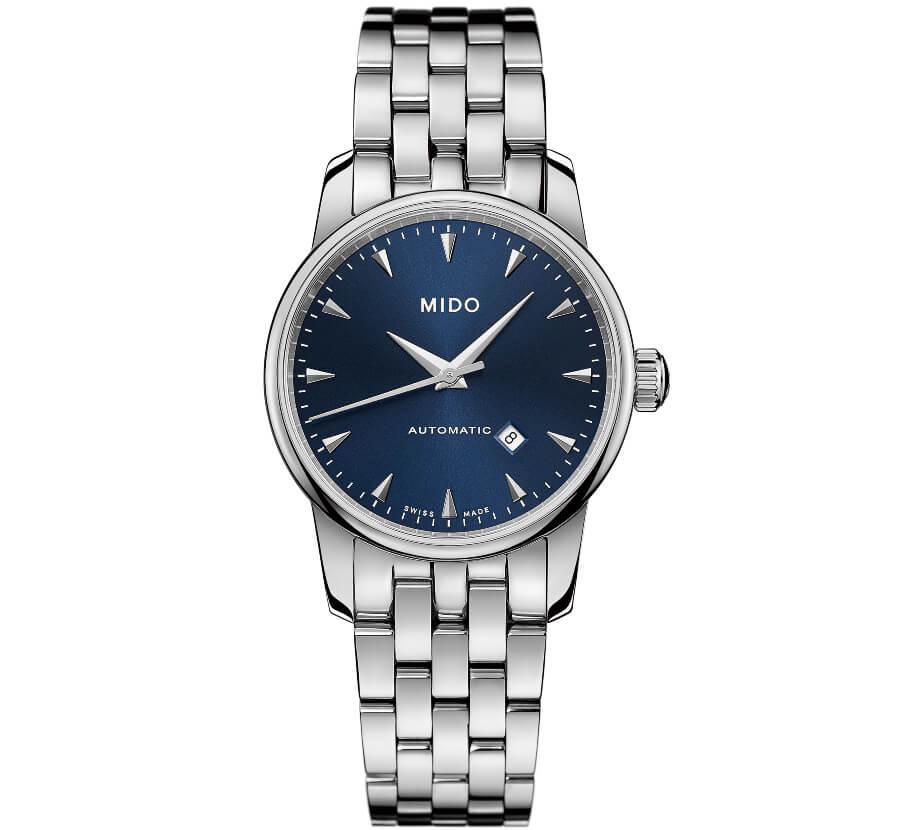 Mido Baroncelli Midnight Blue Women Watch