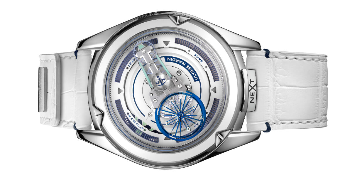 Ulysse Nardin Freak Next (Pictures and Specifications)