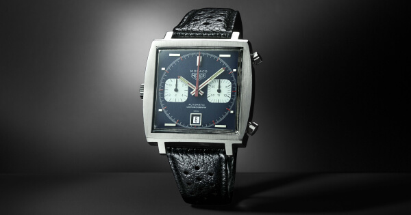 Celebrating 50 Years Of The Tag Heuer Monaco