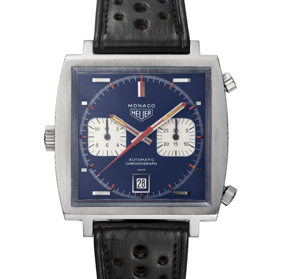 1971 Monaco 1133B worn by Steve McQueen in the movie Le Mans