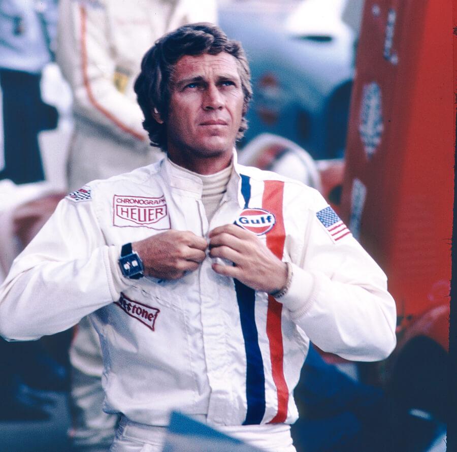 1971 Heuer Steve McQueen LeMans