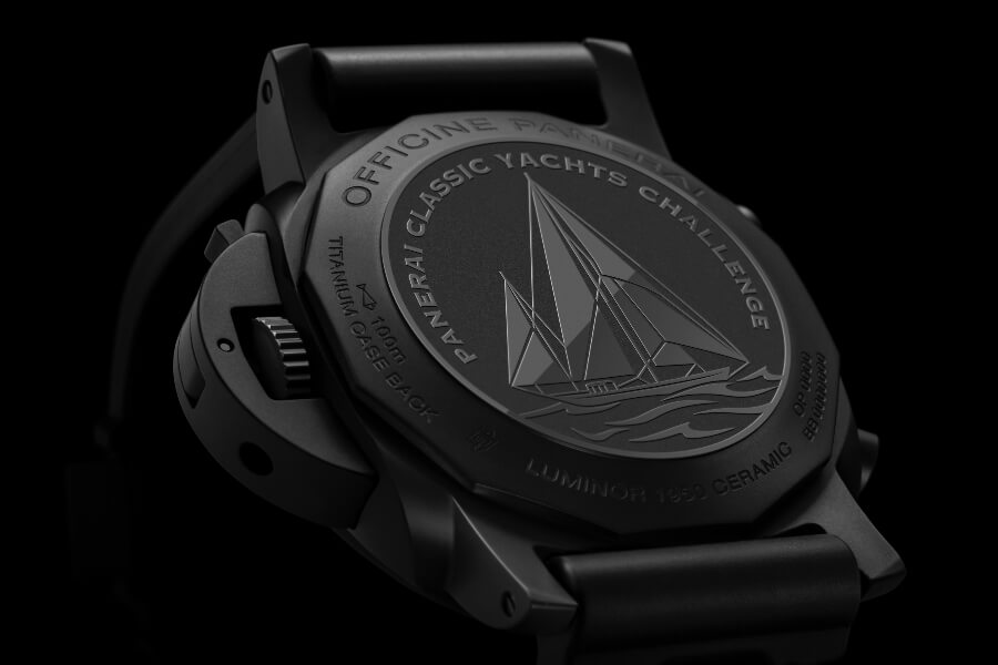 Panerai Luminor Yachts Challenge – 44mm PAM00788 Case Back