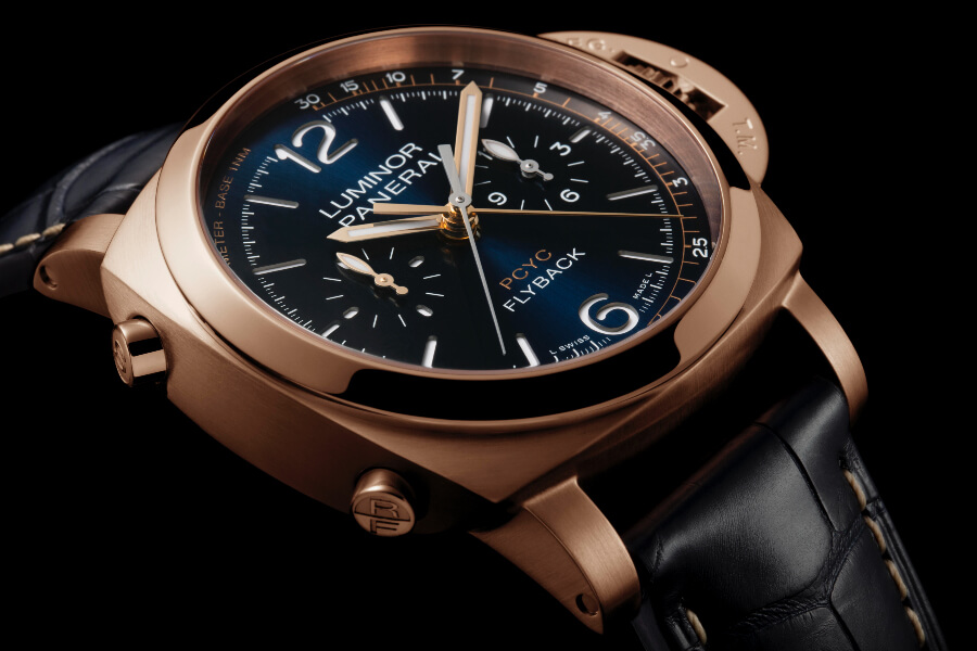 Panerai Luminor Yachts Challenge – 44mm PAM01020