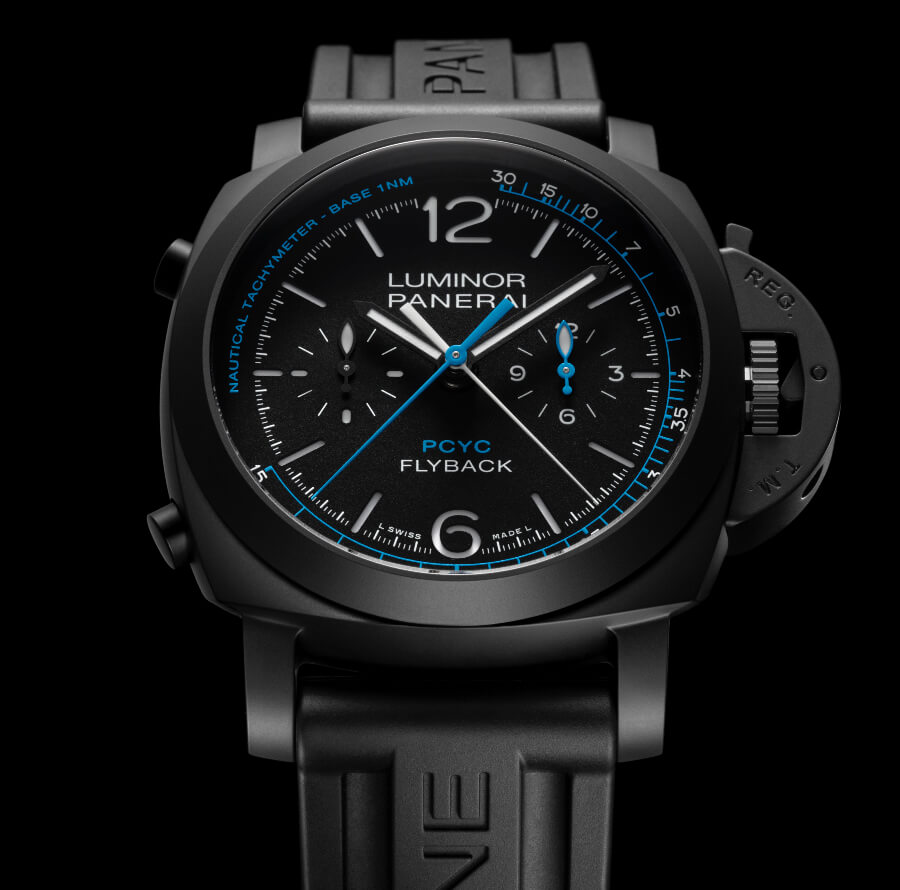 Panerai Luminor FlyBack