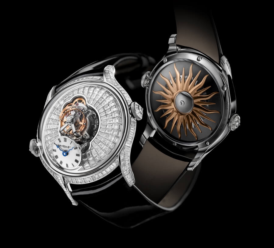 MB&F Legacy Machine Flying T